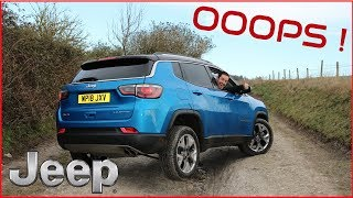 Download 2019 JEEP COMPASS - Great On-Road...Awesome Off-Road !! [FIRST DRIVE] Video