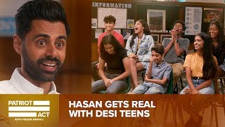 Download Hasan Learns What It's Like To Grow Up Desi In 2019 | Patriot Act with Hasan Minhaj | Netflix Video