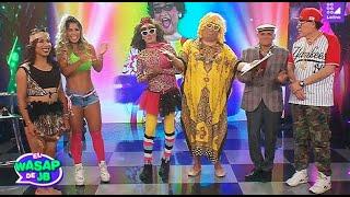 Download Gloria y Rachi Sin Menestra organizaron un casting para un show musical | El Wasap de JB Video