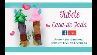 Download Tubetes decorados Casa de fada Video