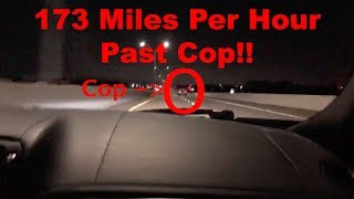 Download Passing a Cop at 170+MPH and RUNNING!! THEY GOT AWAY! (200MPH Attempt) Video