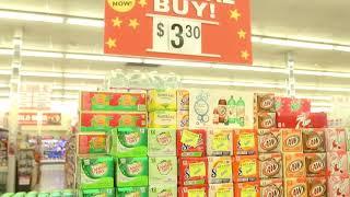 Download In Little Rock, Healthier Beverage Options Stock the Shelves Video