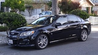 Download Supercharged Chevrolet SS Automatic - One Take Video