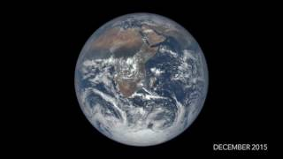 Download One Year on Earth – Seen From 1 Million Miles Video