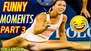 Download TOP Epic Funny & Fails Moments In Tennis History [Part 3] | HD Video