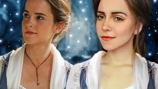 Download Emma Watson (Belle) Transformation Makeup Tutorial Video
