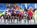 Download Athletics | Men's 1500m - T54 Final | Rio 2016 Paralympic Games Video