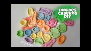 Download como hacer moldes flexibles *caseros Video