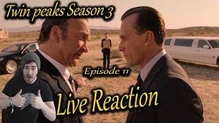 Download TWIN PEAKS SEASON 3 EPISODE 11 LIVE REACTION - *Explicit language* Video