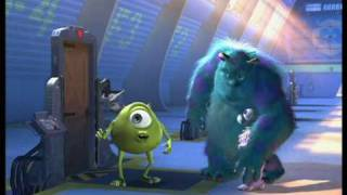 Download Monster's Inc Blooper Video