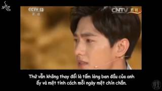 Download [Vietsub & kara YS] Yêu là bất chấp cách xa (FMV Dương Sảng) Video