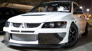 Download 1000hp Mitsubishi EVO vs 1300hp CORVETTE! Video