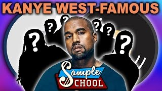 Download KANYE WEST - FAMOUS: SAMPLE SCHOOL Video