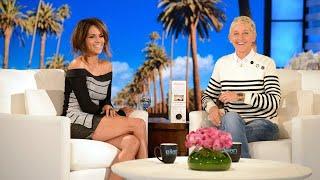 Download Ellen Helps Halle Berry 'Swipe Right' Video