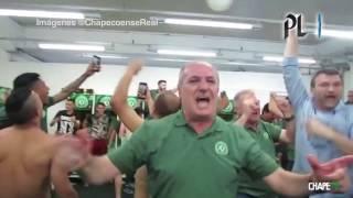 Download El Chapecoense momentos antes de la tragedia aérea Video