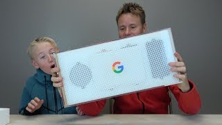 Download SURPRISE BOX FROM GOOGLE!! Video
