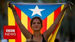 Download Why some Catalans want independence... and some don't - BBC News Video