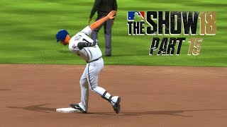Download MLB 18 Road to the Show - Part 15 - MR. CLUTCH IN THE PLAYOFFS Video