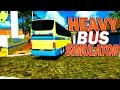 Download COMO VAI SER O HEAVY BUS SIMULATOR?! Video