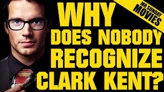 Download SUPERMAN & CLARK KENT - Why Does Nobody Recognize Him? Video