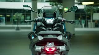 Download BMW C400X 2018 Midsize-Scooter 34PS, 35NM Video