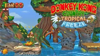 Download Cemu Emulator 1.10.0f | Donkey Kong Country: Tropical Freeze [1080p] | Nintendo Wii U Video