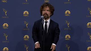 Download Peter Dinklage Recalls the 'Very Sad' Final Day of Shooting 'Game of Thrones' Video