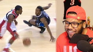 Download NBA GREATEST ANKLE BREAKERS of ALL TIME! I'M LITERALLY IN TEARS! REACTION!! Video