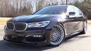 Download 2017 BMW Alpina B7 xDrive: Road Test & In Depth Review Video