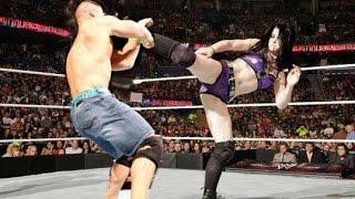 Download WWE OMG Epic MOMENTS !!! Divas vs Superstars Video