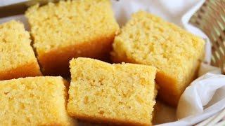 Download How To Make The Best Cornbread Ever: Moist Sweet Buttermilk Cornbread Recipe Video