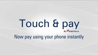 Download Touch & Pay, India's first contactless mobile payment solution Video