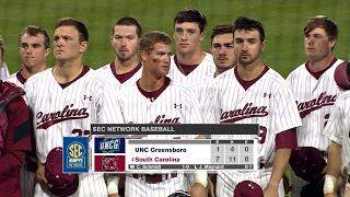 Download RECAP: Baseball Defeats UNC Greensboro 7-1 (2/17/17) Video
