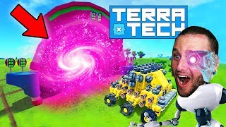 Download GRUSSELL'S RACE AGAINST TIME!! - TerraTech #8 Video