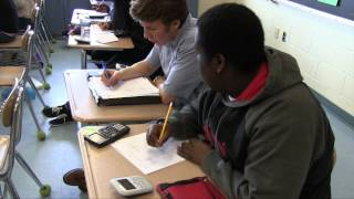 Download C. Milton Wright High School Math Class - Potter Video