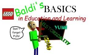 Download Lego Baldi basics (stop motion) Video