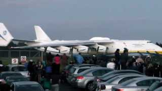 Download AN-225 Mriya Take-Off at Shannon Video