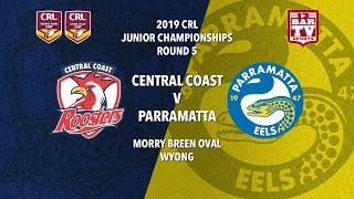 Download 2019 Country Rugby League Rep - Johns and Daley Cup - Round 5 - Roosters v Eels Video