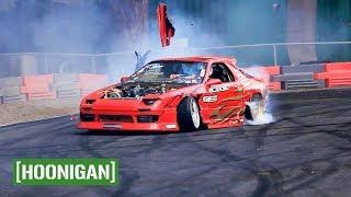 Download [HOONIGAN] Unprofessionals EP8: Smashing cars at Pat's Acres Racing Complex (PARC) in Oregon Video