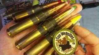 Download .50 BMG Raufoss - Bullet of the Day #204 Video