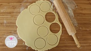 Download HOW TO MAKE SUGAR COOKIE DOUGH - BASIC RECIPE Video