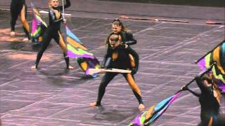 Download Avon High School Winter Guard 2016. ″Crude″. WGI Finals. Video