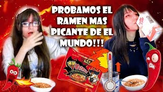 Download MEXICANAS VS PICANTE COREANO!!! / AL CHILE NOS GUSTA EL CHILE -ft Ary Vilchis - San Chan Video