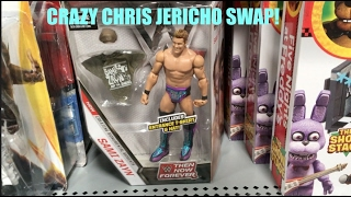 Download CRAZY WWE TOY HUNT CHRIS JERICHO FIGURE SWAP (FINDING AMERICAN ALPHA) (2,000 SUBSCRIBER SPECIAL) Video