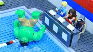 Download Lego Avenger Swimming Pool: Wakanda Diving Championships 2018 | Infinity War - Behind The Battle Video