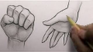 Download How to Draw Hands, 2 Different Ways [HTD Video #3] Video