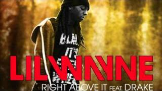Download Lil Wayne - Right Above It feat. Drake (Lyrics) Video