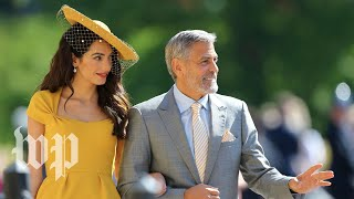 Download See all the famous faces at the royal wedding Video