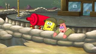 Download The Spongebob Movie Sponge Out Of Water Food Fight Video