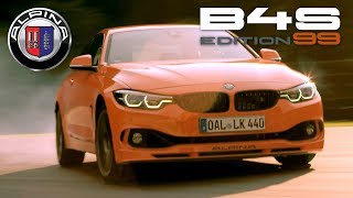 Download The new BMW Alpina B4S Edition 99 Video